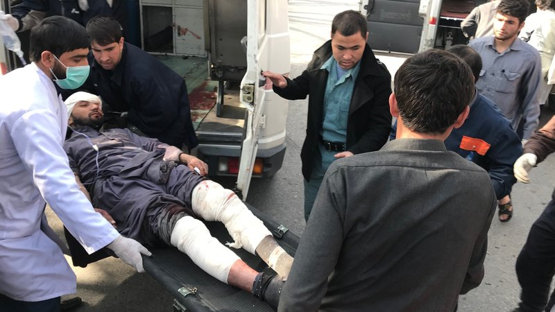At least 40 dead, 140 injured in Kabul bomb blast; Taliban claims responsibility