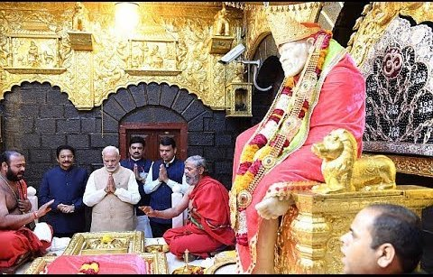 PM Modi brings Dussehra gifts for Shirdi, hands over house keys to over 2 lakh PMAY beneficiaries