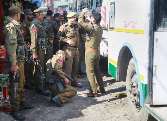 28 injured in grenade explosion inside bus at Jammu bus stand; 1 arrested
