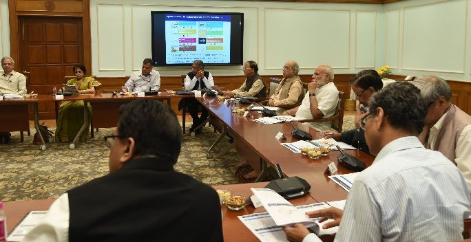 PM Modi reviews performance of key infrastructure projects