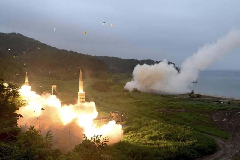 US, S Korea conduct live-fire exercise after ICBM test