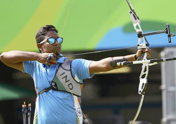 Archery, hockey give India reason to smile on Day 4