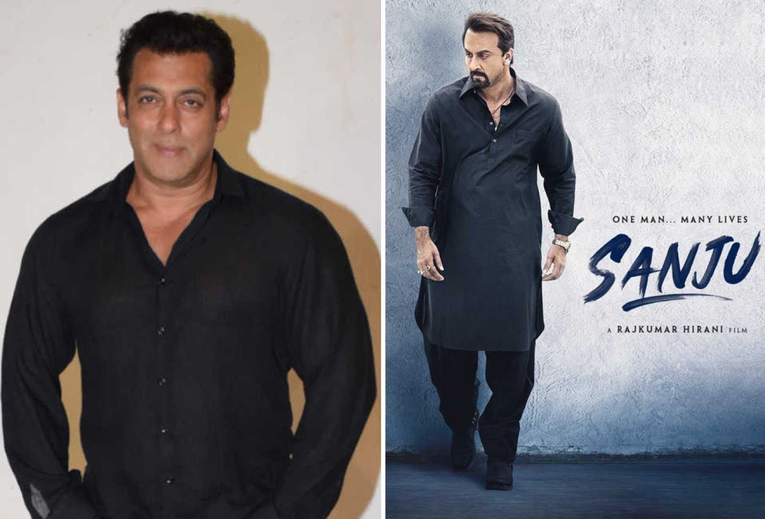 Sanjay Dutt should have played last portions in his biopic, says Salman