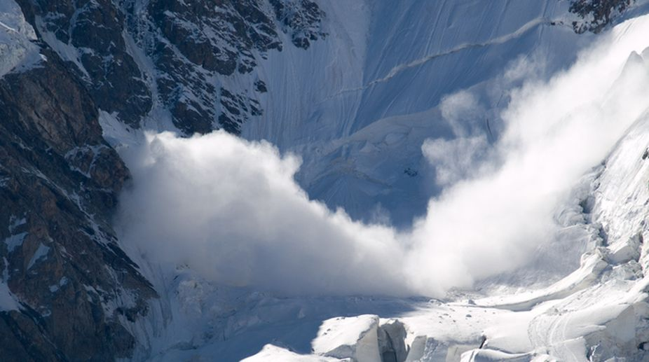 Avalanche hits Army post at LoC; three jawans missing, search on