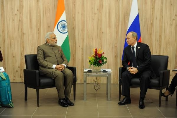 Narendra Modi in Russia: Talks on Kudankulam nuclear plant at top of agenda, Putin to host PM for dinner