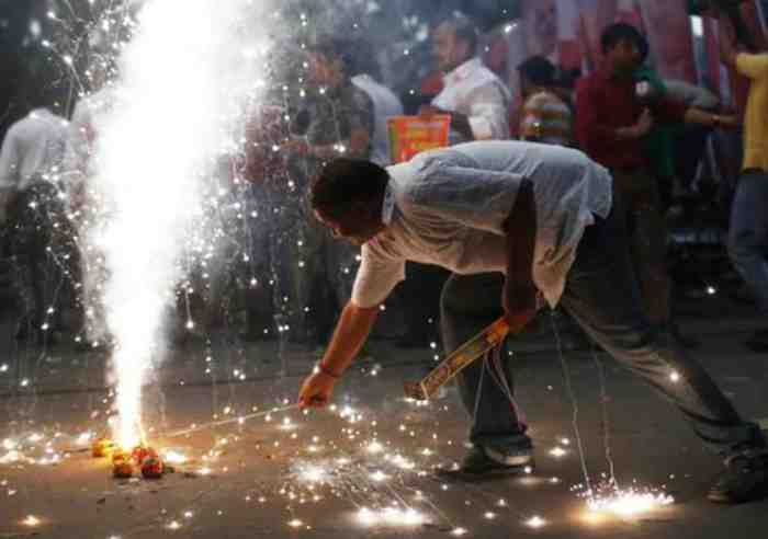 Firecrackers Won't Be Sold This Diwali In Delhi, Supreme Court Ban Till November 1