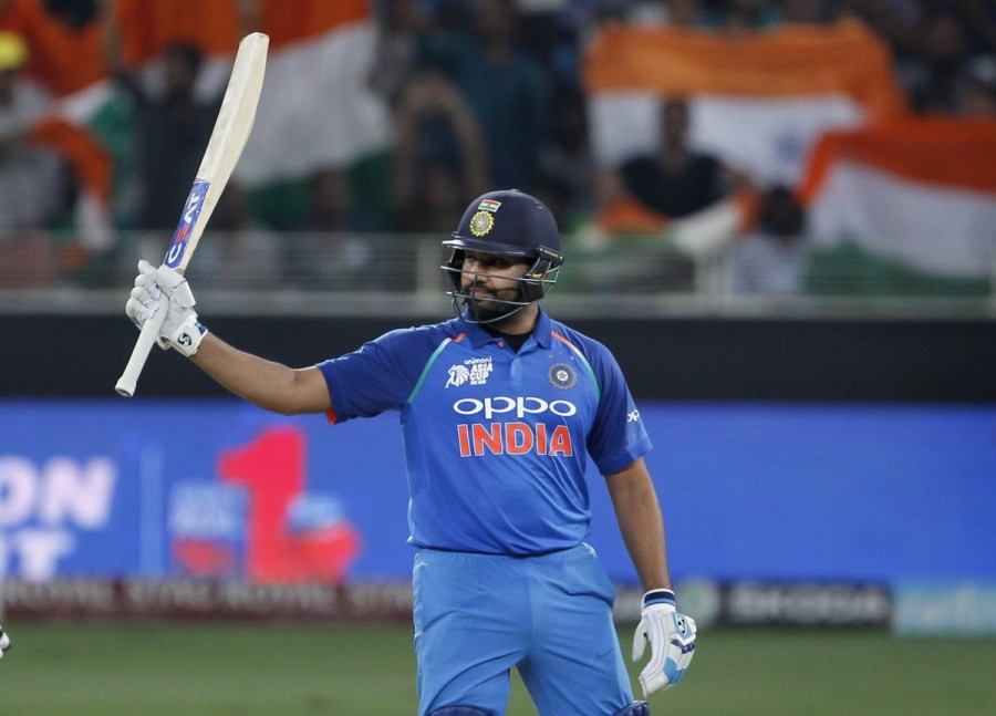 Asia Cup: Rohit's unbeaten 83 powers India to thumping win over Bangladesh