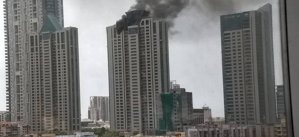 Massive fire breaks out at Beaumonde towers where Deepika Padukone owns a flat