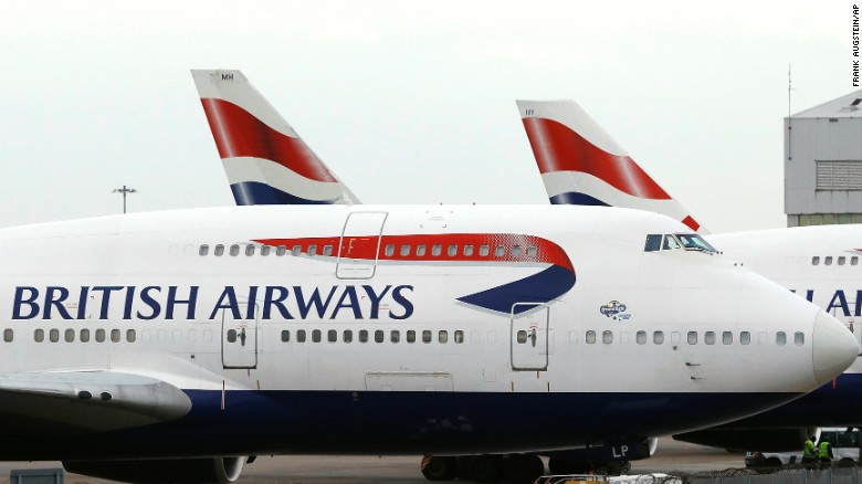 British Airways to resume services in UK, Europe
