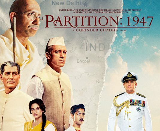 'Partition: 1947' : First poster of Huma Qureshi starrer film released