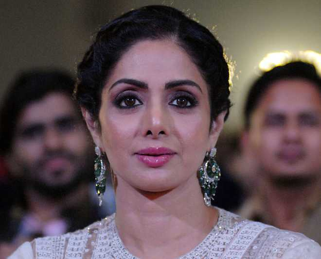 MEA denies foul play in Sridevi's demise