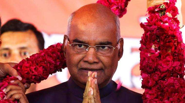 Ram Nath Kovind declared 14th President of India