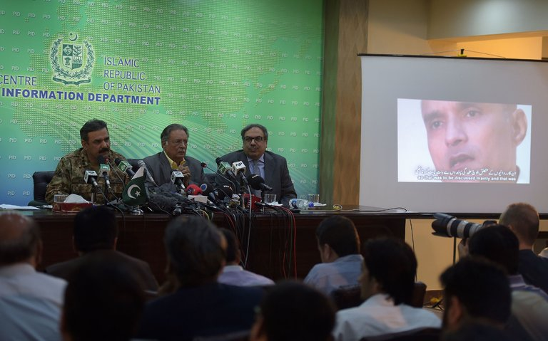 US experts question Pakistan's decision to execute Kulbhushan Jadhav