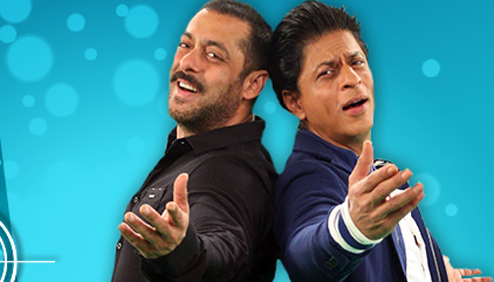 Salman, Shah Rukh to reunite on-screen for 'Tubelight'