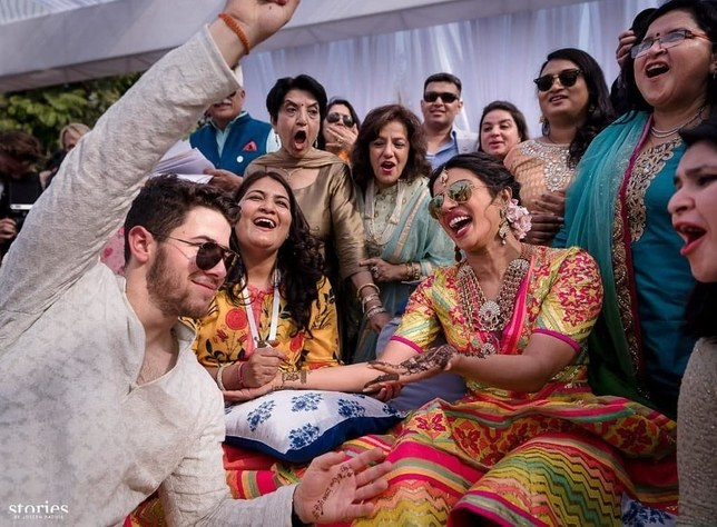 Priyanka Chopra-Nick Jonas get married in traditional Hindu ceremony