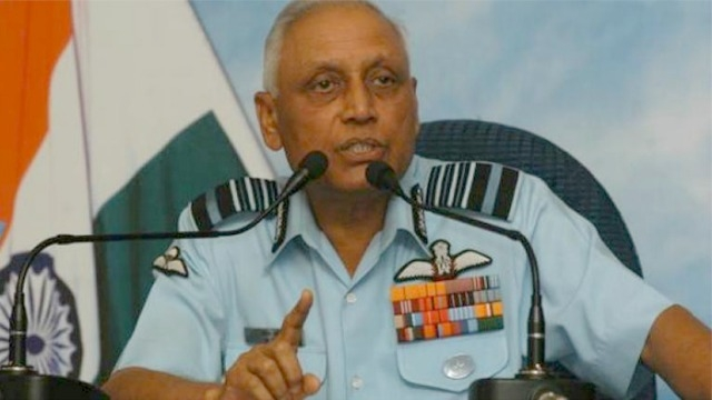Former Air Force chief SP Tyagi arrested in AgustaWestland chopper deal case