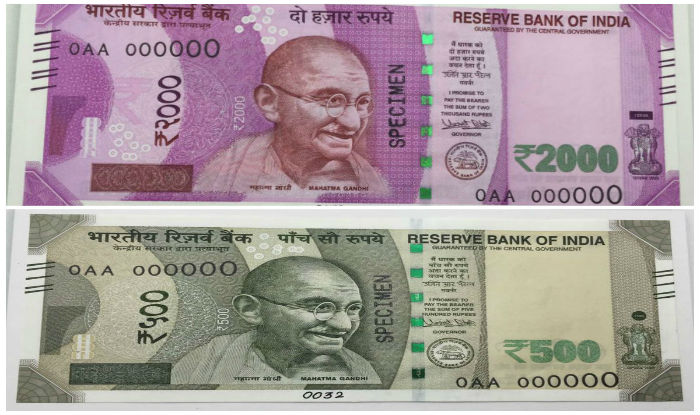 New 500, 2000 Notes on Friday, Can Use Old Ones In Metro: 10 Facts