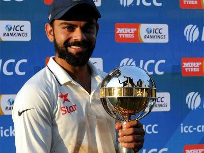 India v New Zealand, 3rd Test Indore: India under Virat Kohli: Four Test series, four wins