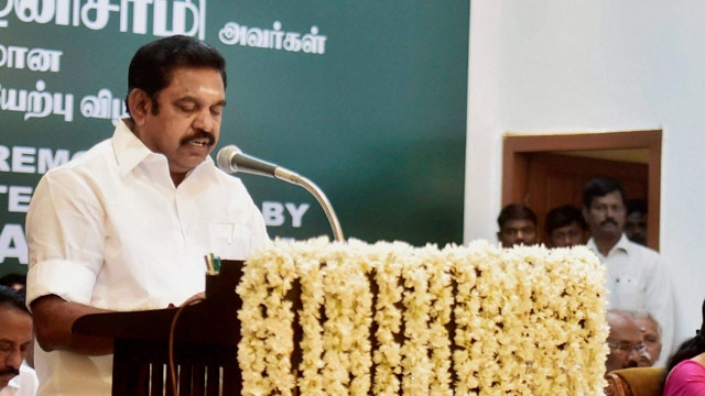 Tamil Nadu CM Palaniswami orders closure of 500 Tasmac shops, unveils Amma two-wheeler scheme