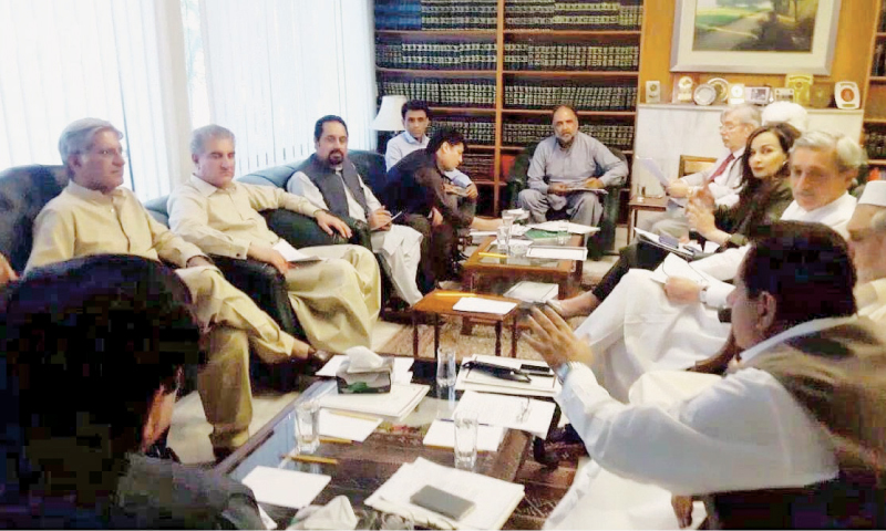 Pak National Assembly rejects opposition's Panama Inquiries Bill 2016