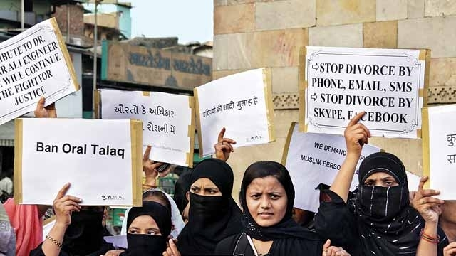 SC to Muslim Personal Board: Can women be given option of saying no to triple talaq