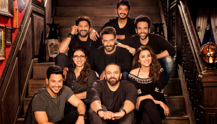 'Golmaal Again' team meets 'Smurfs: The Lost Village