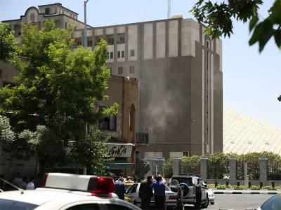 Suicide attacks on Parliament, Khomeini tomb in Iran; ISIS claims responsibility