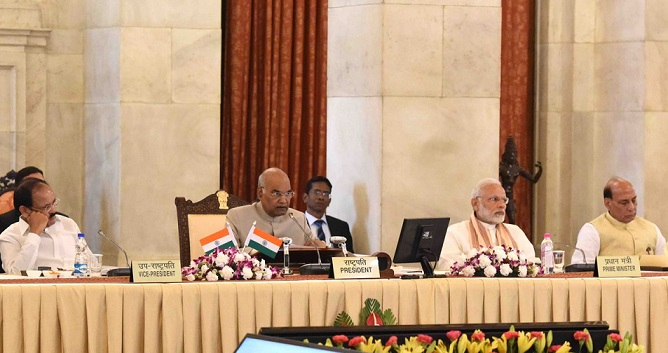 Two-day Governors Conference begins at Rashtrapati Bhavan