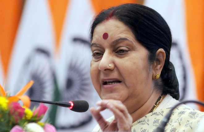 No official communication from Pak over Kartarpur Sahib: EAM