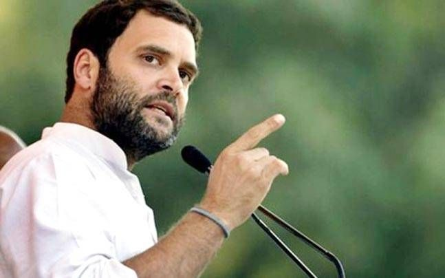 'Power of truth' being replaced by 'truth of power': Rahul