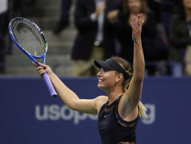 Sharapova battles on while Zverev, Kyrgios crash at US Open