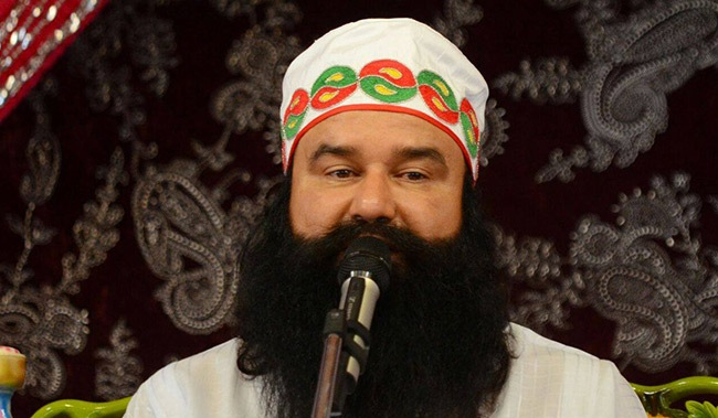 Rape convict Gurmeet Ram Rahim sentenced to 10 years in jail