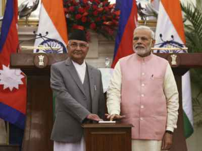 India, Nepal agree to develop inland waterways