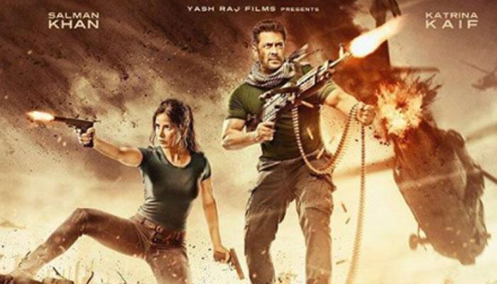 Tiger Zinda Hai : Meet 'Rambo' Salman Khan and 'Wonder Woman' Katrina Kaif in a fast and furious land