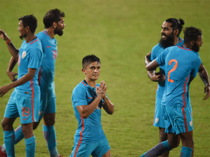 Intercontinental Cup final: India beat Kenya 2-0