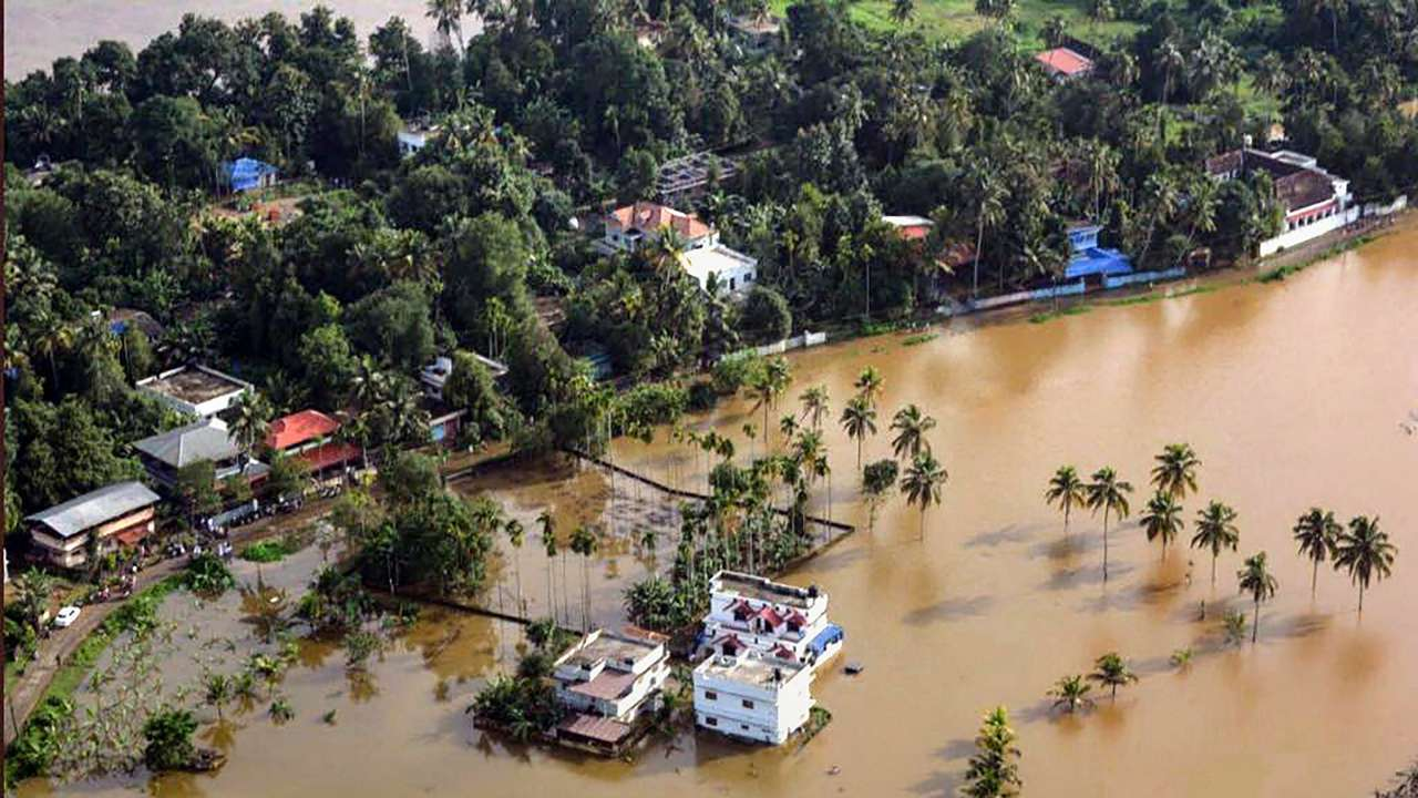 Kerala floods: Death toll reaches 39