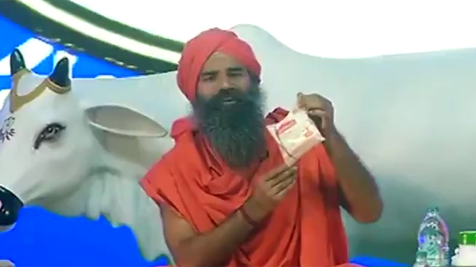 Patanjali launches cow milk, mineral water bottle and range of frozen vegetables