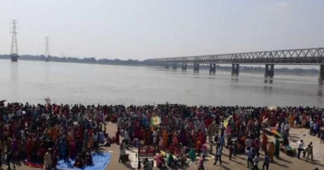 Three women die during Karthik Purnima rush in Bihar