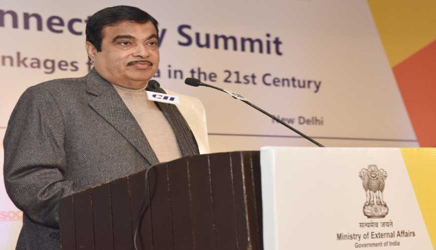 Govt in talks with Singapore for cruise connectivity : Gadkari