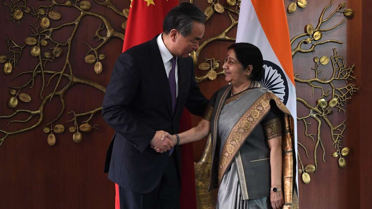 India, China have reached new historical stage: Wang Yi on meeting Sushma Swaraj