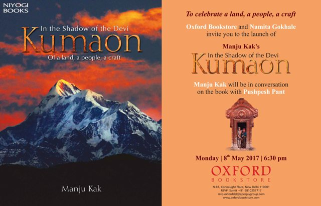 Book chronicles legacy of Kumaon, its people and craft