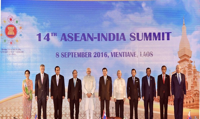 ASEAN Summit: PM Narendra Modi takes swipe at Pakistan, says export of terror a threat to our societies