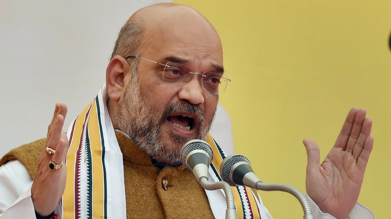Shah to kick off 'Maha Jansampark Abhiyan' on Saturday from Indore