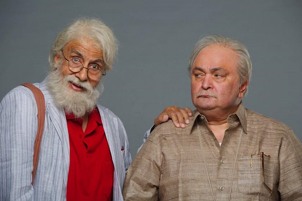 Amitabh Bachchan Is 102 Not Out, Rishi Kapoor Is His 75-Year-Old Son