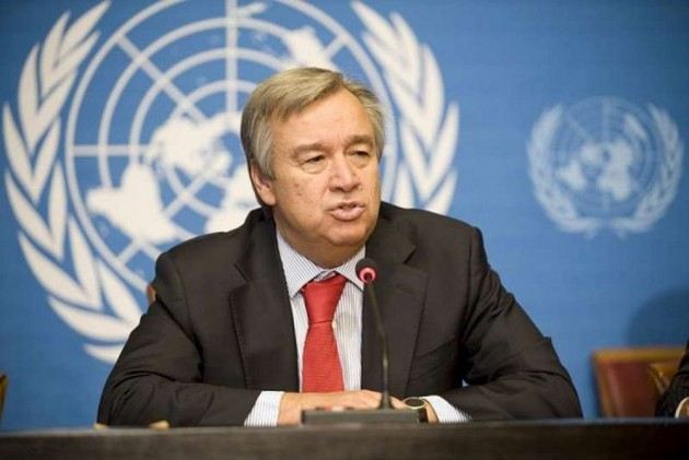 India, Pak should engage in 'meaningful dialogue' to resolve their issues: UN chief