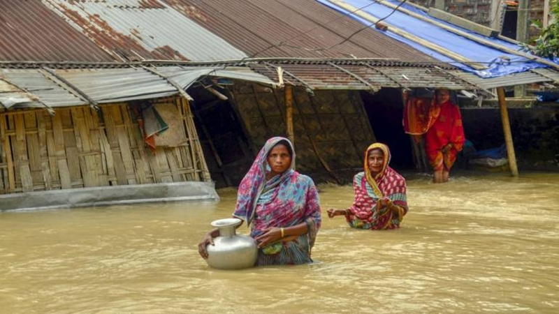 Assam flood situation worsens, death toll reaches 20