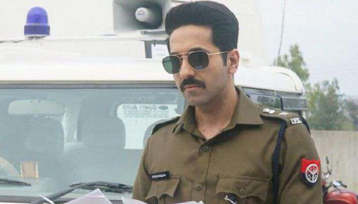 Ayushmann Khurrana completes 'Article 15' shoot