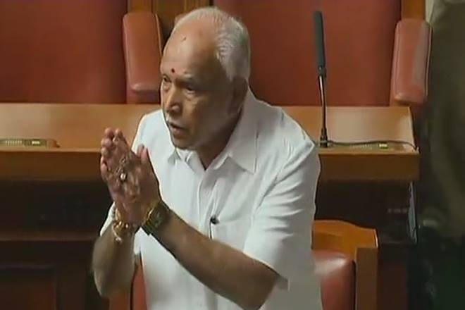 Before floor test, BS Yeddyurappa resigns as Karnataka Chief Minister