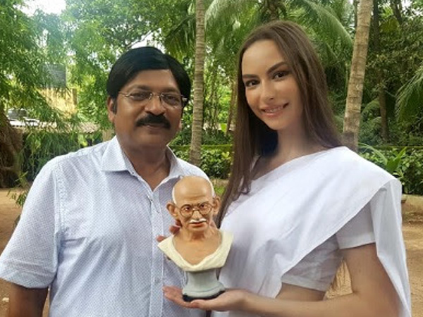 'Gandhi Memorabilia' teaser launched takes social media by storm