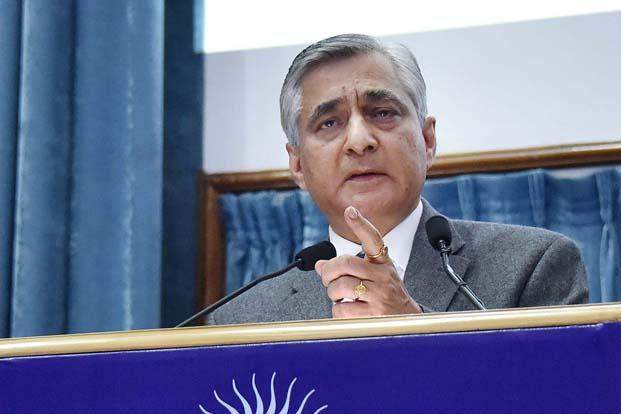 CJI & Law Minister differ over appointment of judges